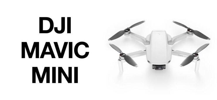 DJI Mavic Mini leaked online