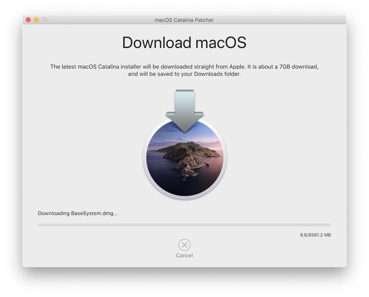 Download macOS Catalina 2