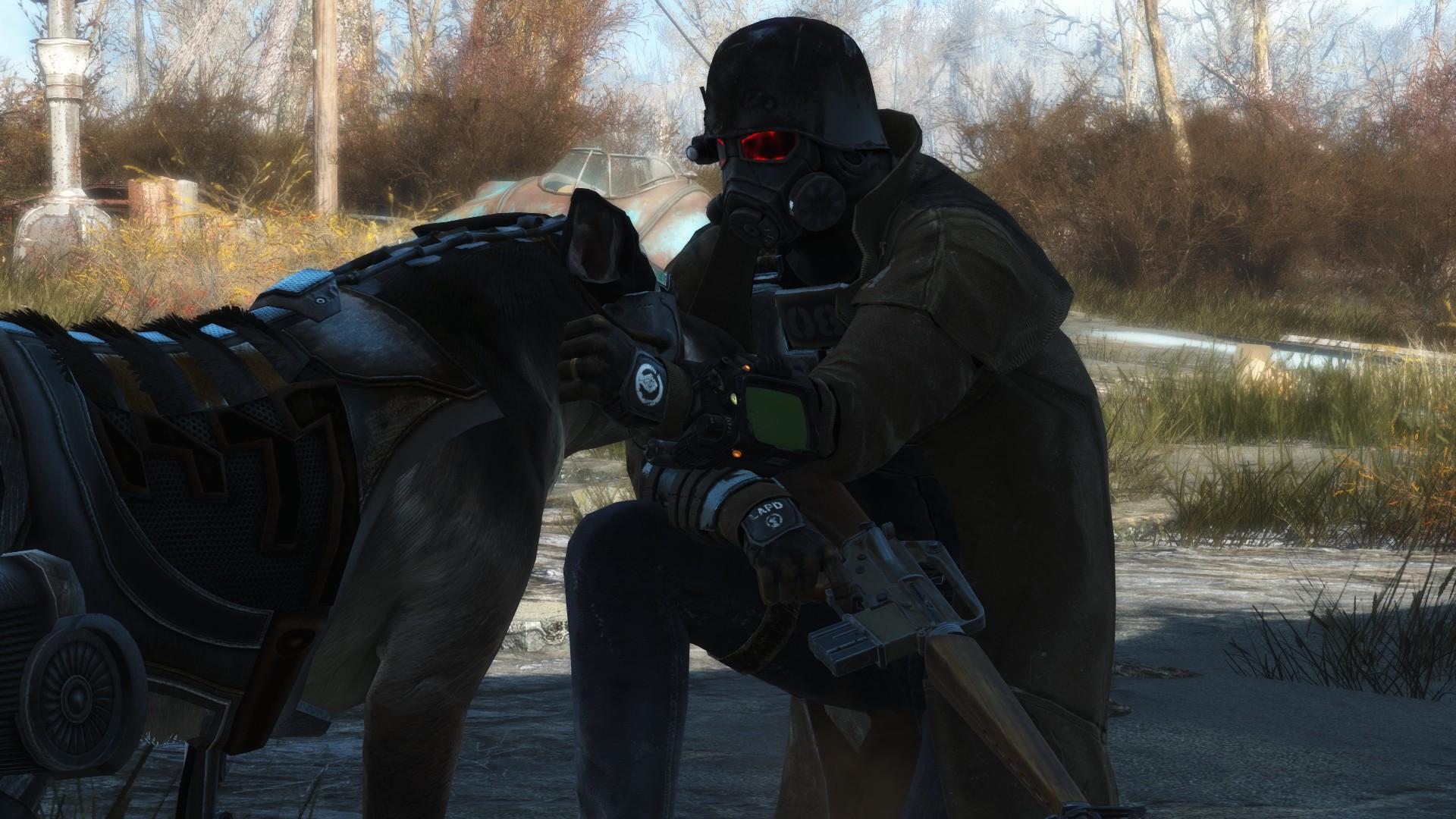 Fallout 4 NCR Veteran Ranger Mod Packs Fallout: New Vegas