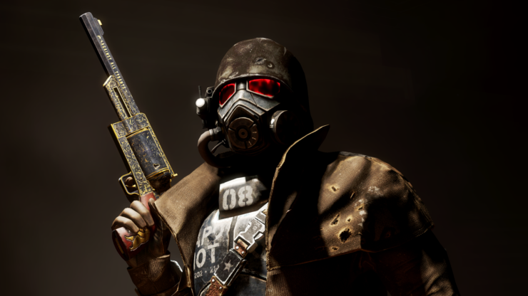 Fallout 4 NCR Veteran Ranger Mod 67