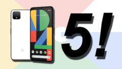 google-pixel-4-5-features