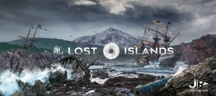 RAN: Lost Islands