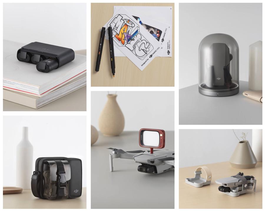 DJI Mavic Mini accessories