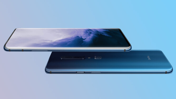OnePlus 7T Pro Renders Disappoint; Look Similar to the OnePlus 7 Pro