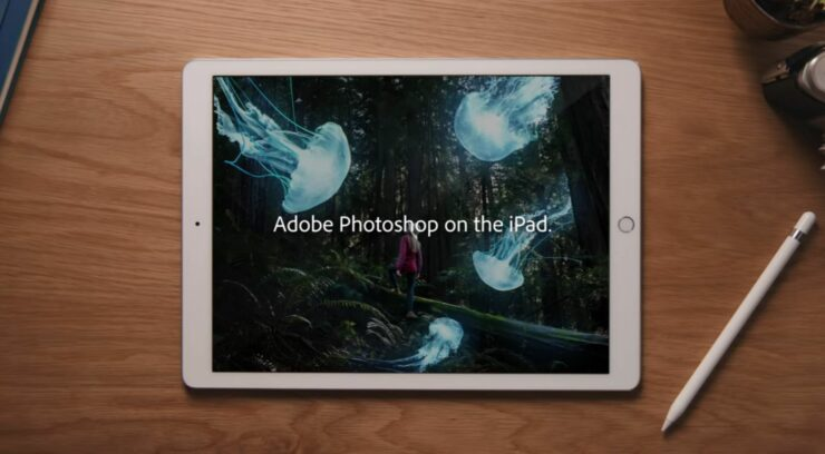 Photoshop for iPad 2019