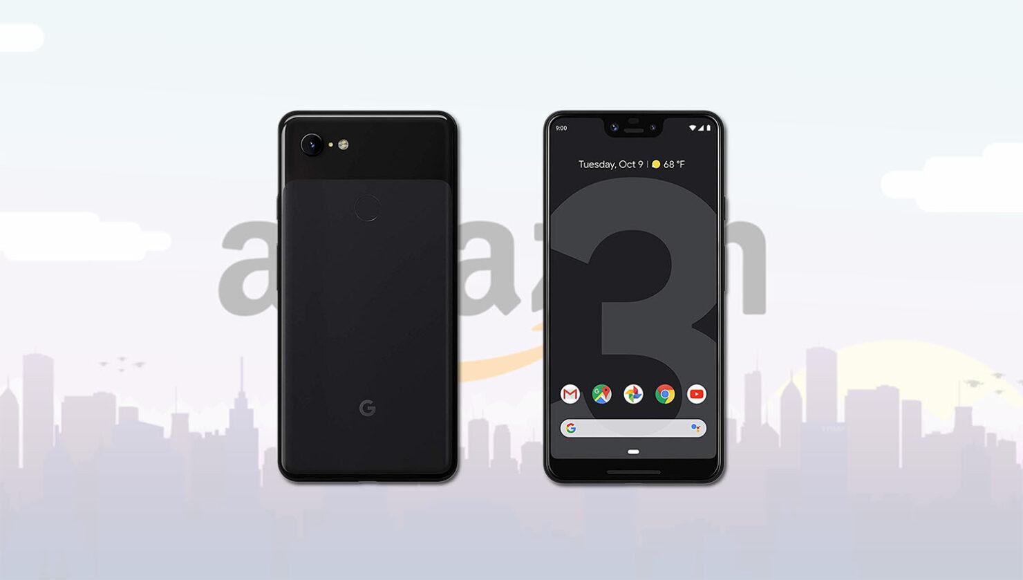 Google's Pixel 3 XL Receives a Deeper Price Cut Before Pixel 4 Event