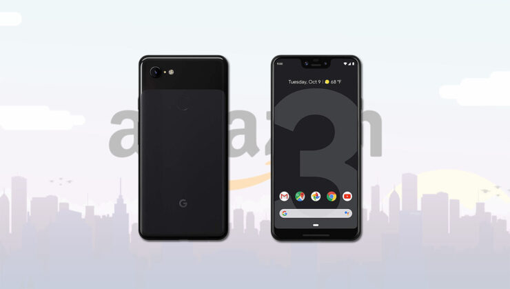 Google's Pixel 3 XL Receives a Deeper Price Cut Before Pixel 4 Event