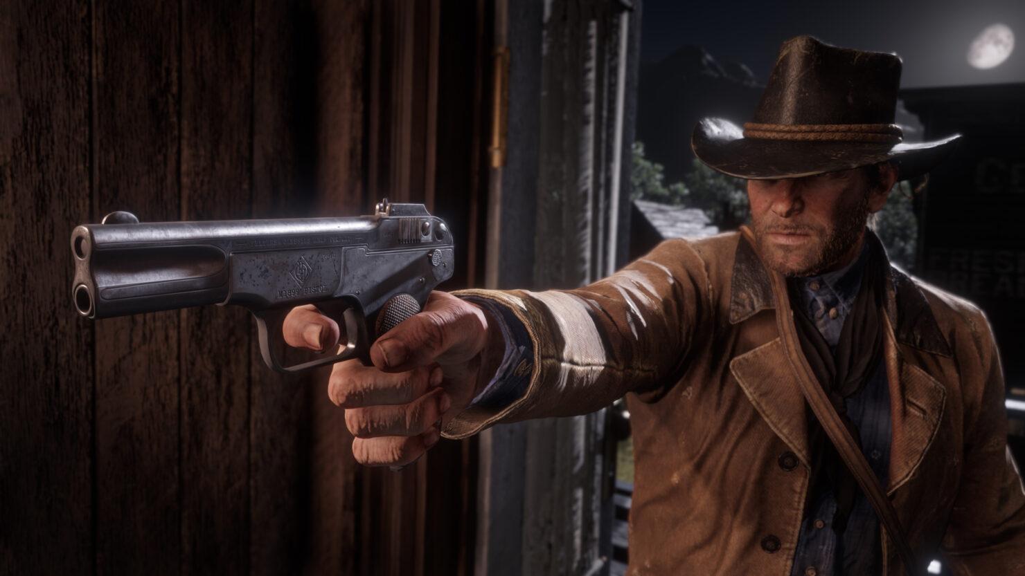 Red Dead Redemption 2 Update 1.14.1