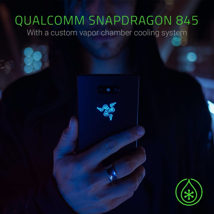 Razer Phone 2 features Snapdragon 845