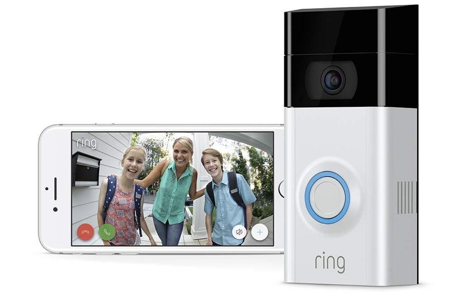 Ring Video Doorbell 2 mobile app
