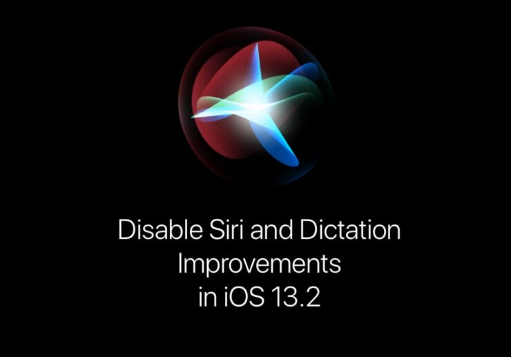 Siri iOS 13.2