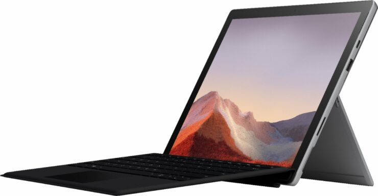 Surface Pro 7 Now Features Intel's 10th-Gen CPUs, USB-C, but No TB3