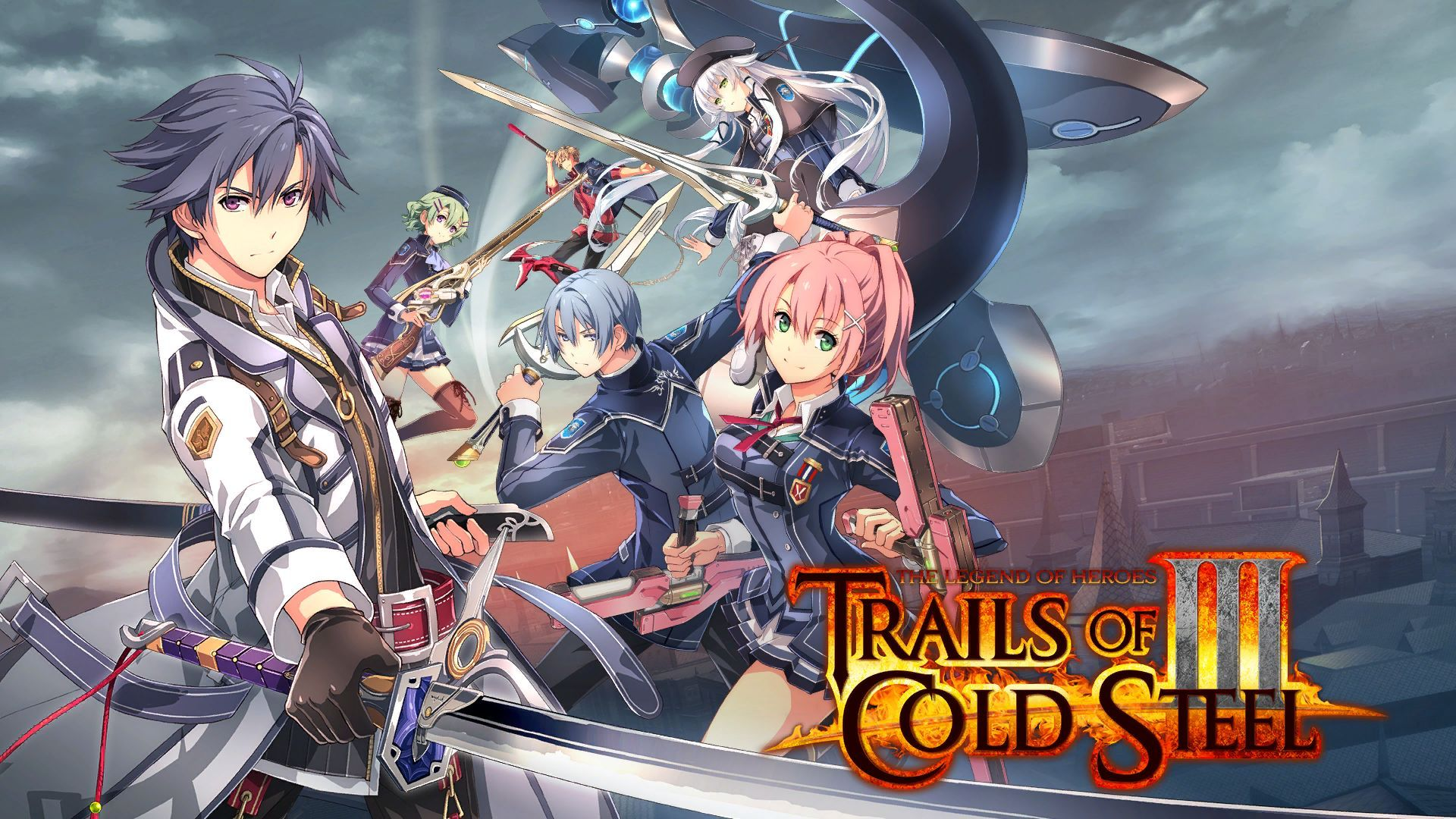 The Legend Of Heroes Trails Of Cold Steel Iii Review A World Of