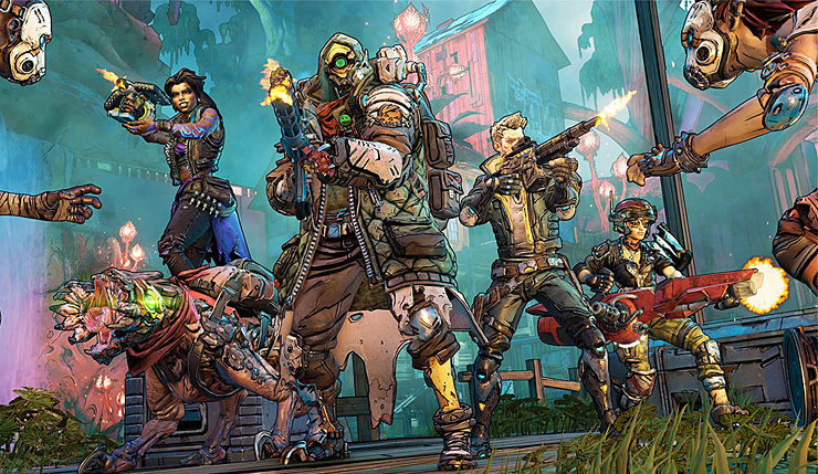 Borderlands 3 Mayhem 2.0