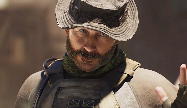 Call of Duty: Modern Warfare patch 1.07