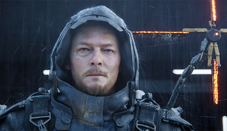 Death Stranding Cinematic Trailer Teases Weapons, Giant ...