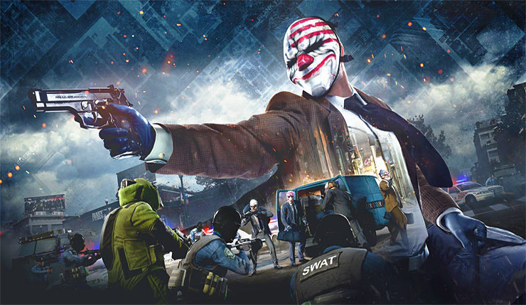 Payday 2 Development Resumes Starbreeze Takes Back