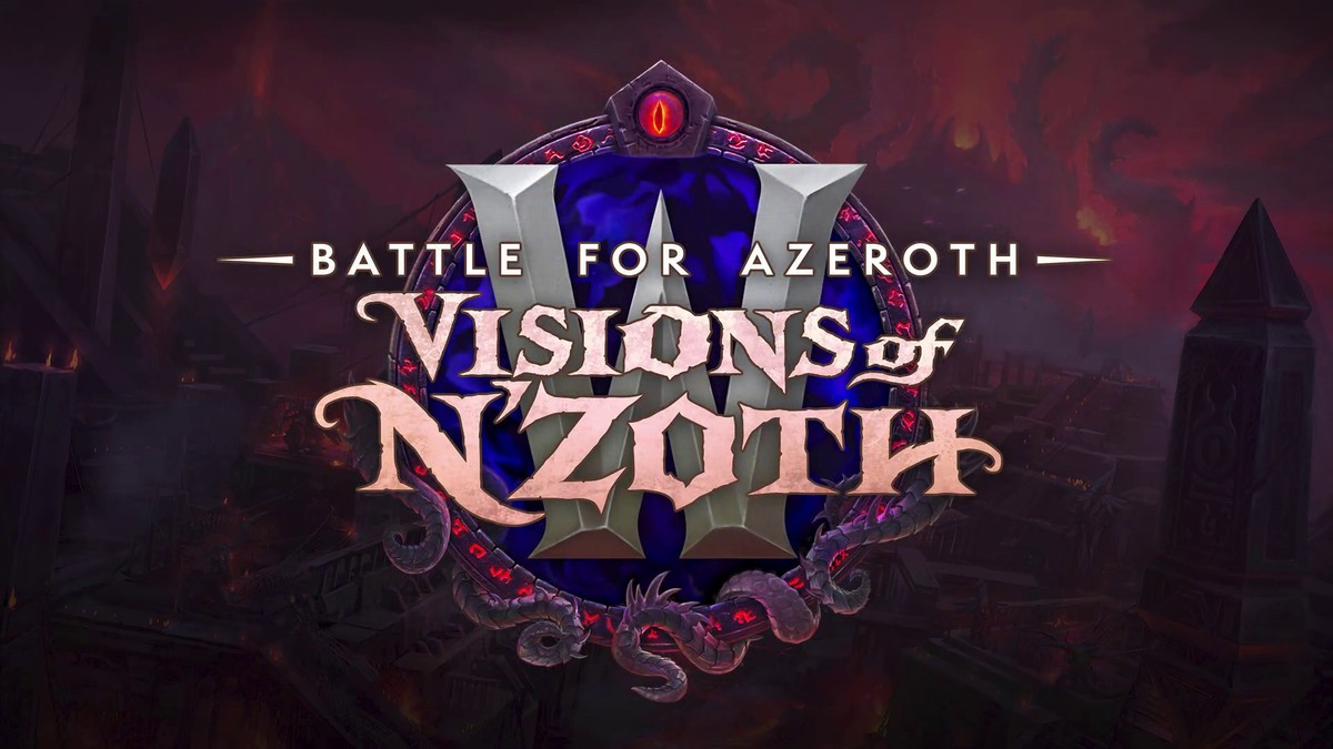 World of Warcraft Battle for Azeroth patch 8.3