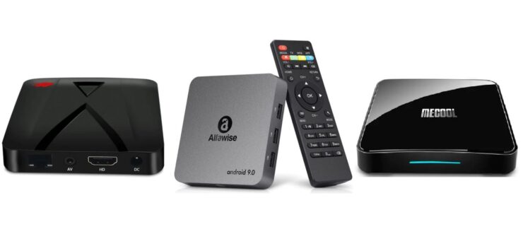 Android 9 TV Box