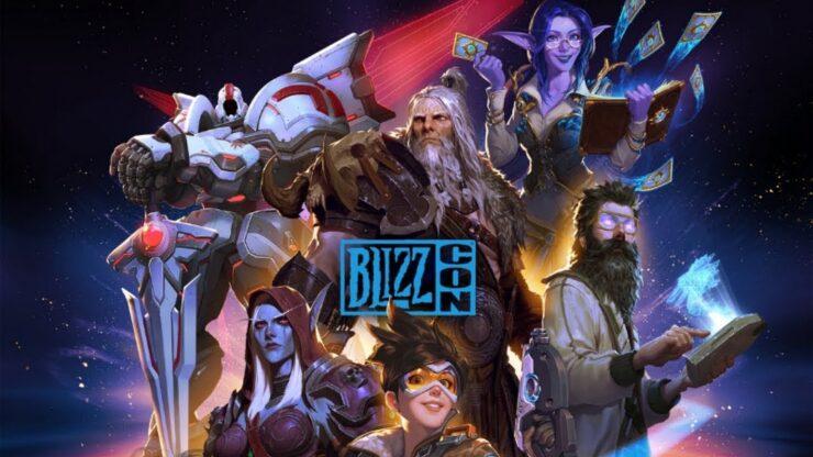 BlizzCon 2019 Blizzard