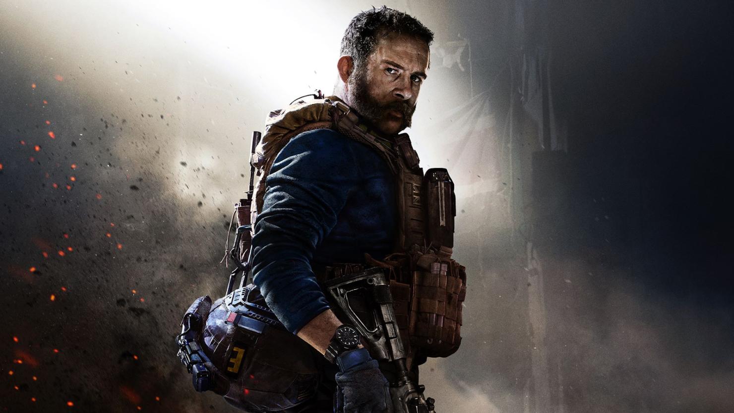 CoD Modern Warfare title update