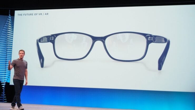 Slide shown during Facebook F8 2016