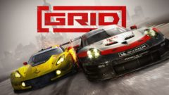 GRID Key Art