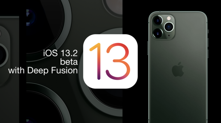 iOS 13.2 Beta Deep Fusion