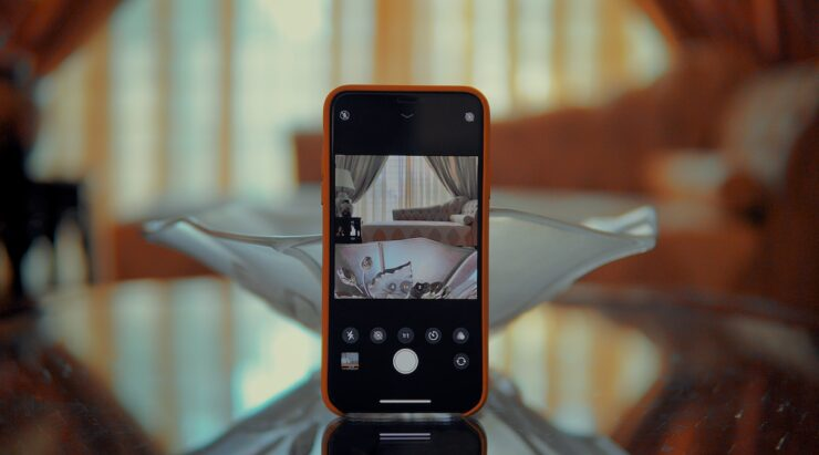 iPhone 11 Pro Camera App