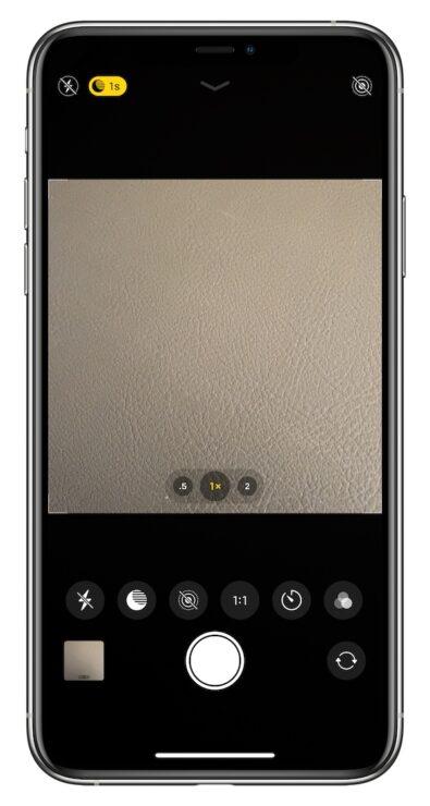 iPhone 11 Pro Camera Square Photos