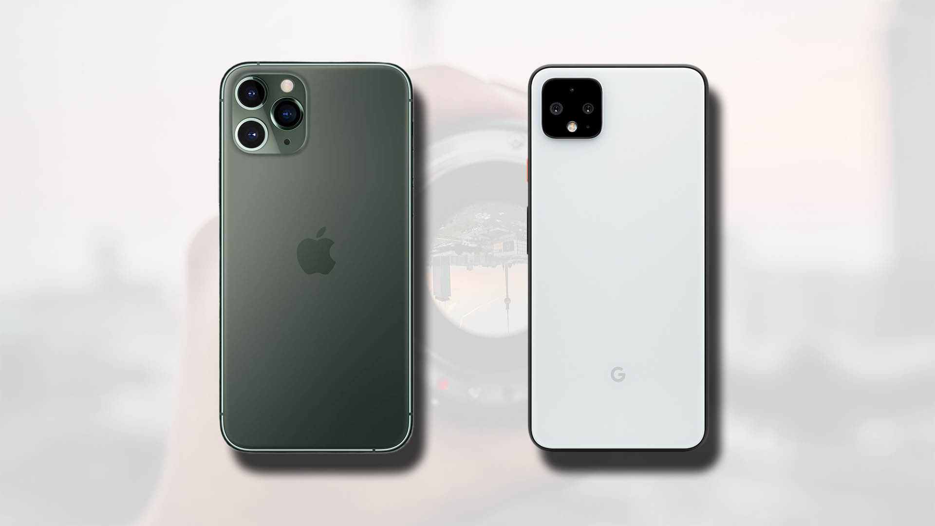 Iphone 11 Pro Vs Pixel 4 Camera Comparison Which One Wins