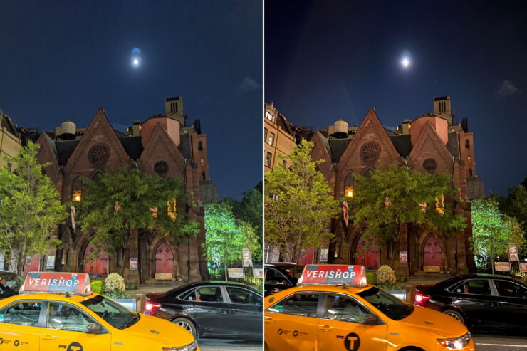 iPhone 11 vs Pixel 4 Night Mode Camera Comparison , Which