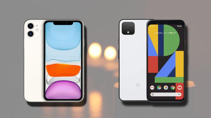 iPhone 11 vs Pixel 4 Night Mode Camera Comparison - Which Results Impress?