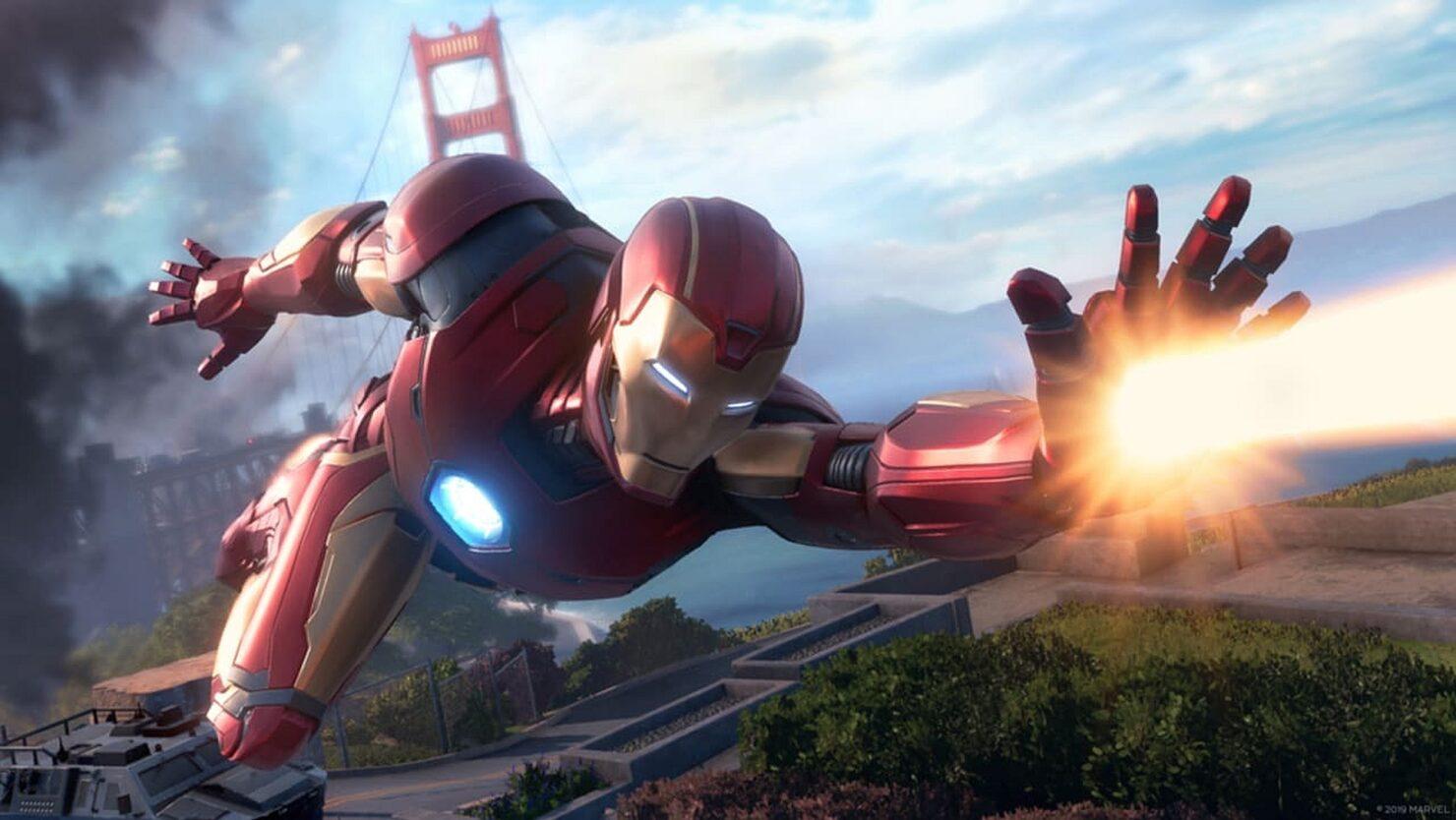 Crystal Dynamics Marvel's Avengers