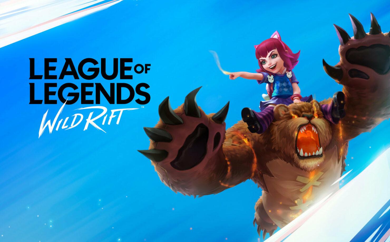 league of legends wild rift consoles mobile 2020