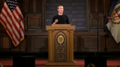 mark zuckerberg georgetown facebook