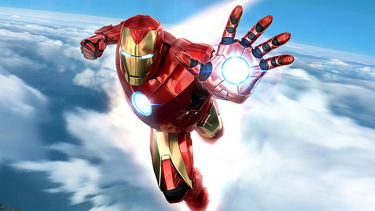 Image result for iron man vr