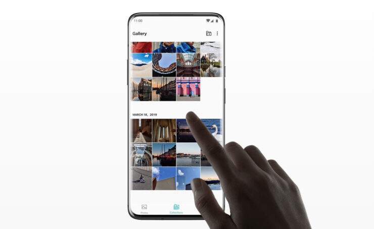 OnePlus Makes Fun of Pixel 4's 90Hz Refresh Rate Issue in Low Brightness