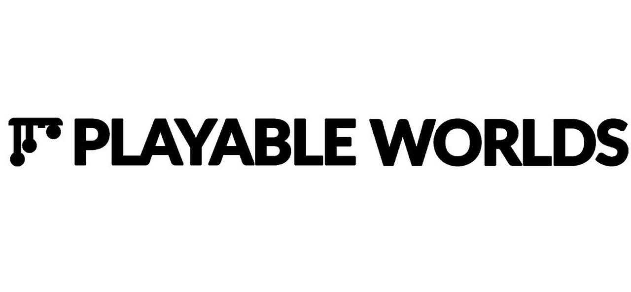 Playable Worlds Logo Raph Koster