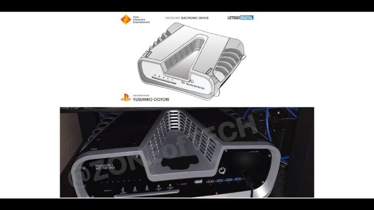 تسريب يكشف تصميم ومواصفات PlayStation 5 1