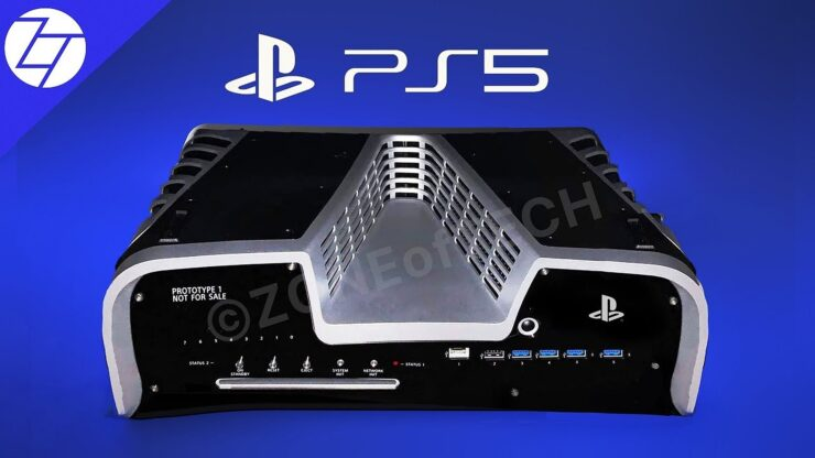 PlayStation 5 Devkit