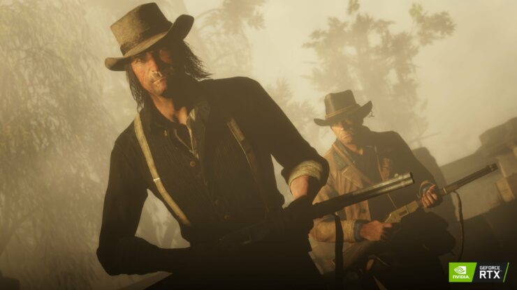 red dead redemption 2 PC 4K 2