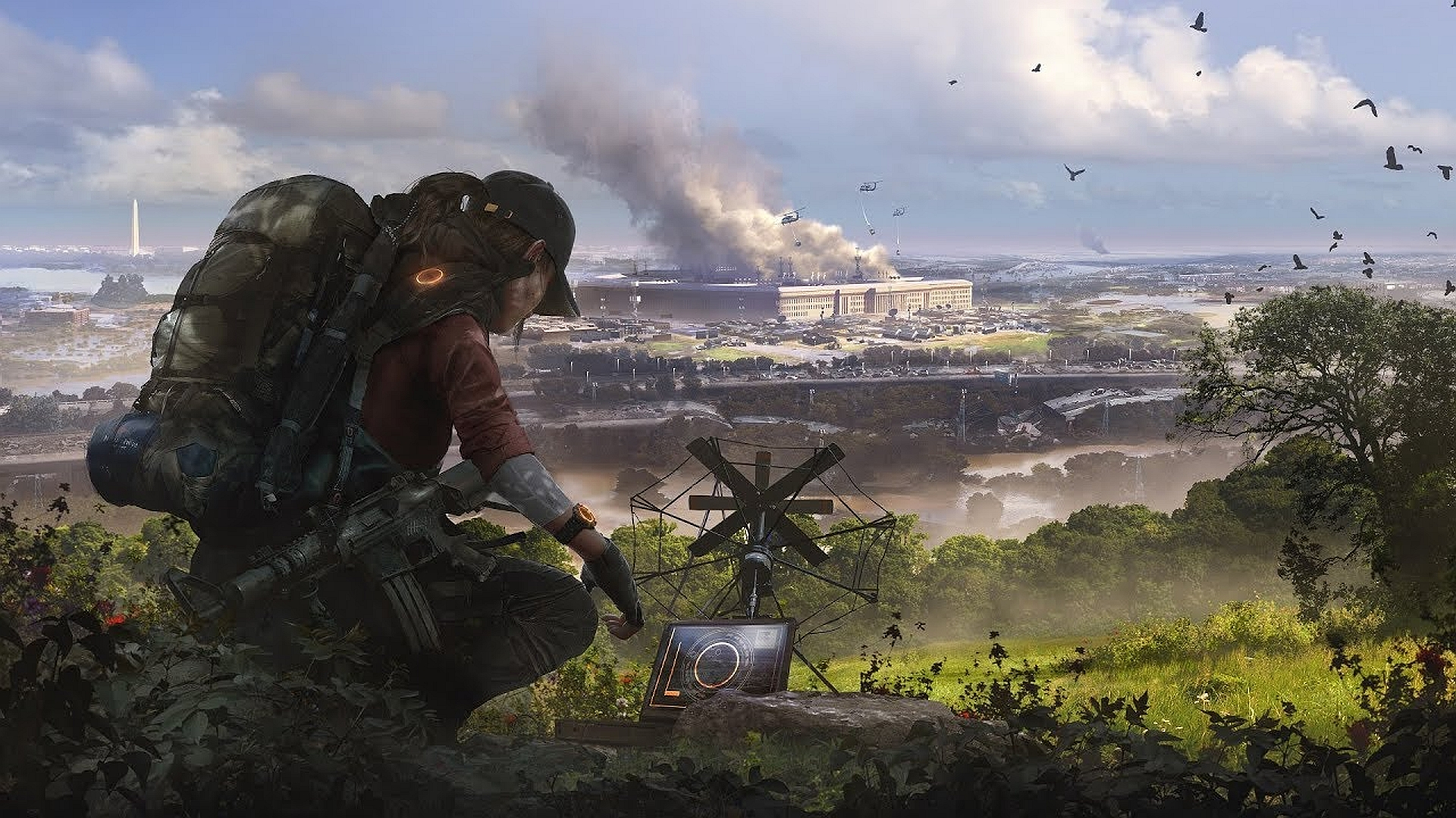 The Division 2 Update 6 Goes Live Tomorrow Patch Notes Already