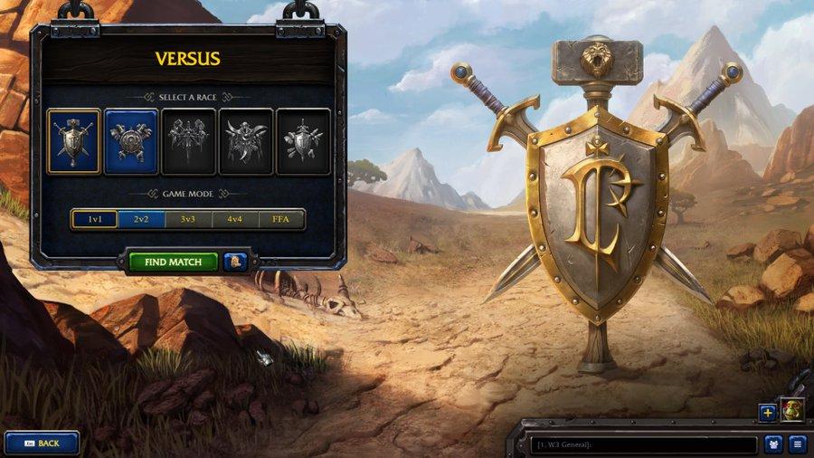 Warcraft 3 Reforged Beta screenshots