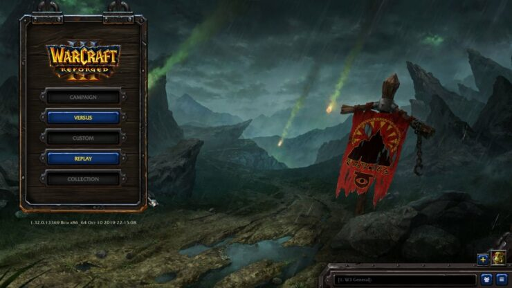 Warcraft 3 Reforged Beta screenshots