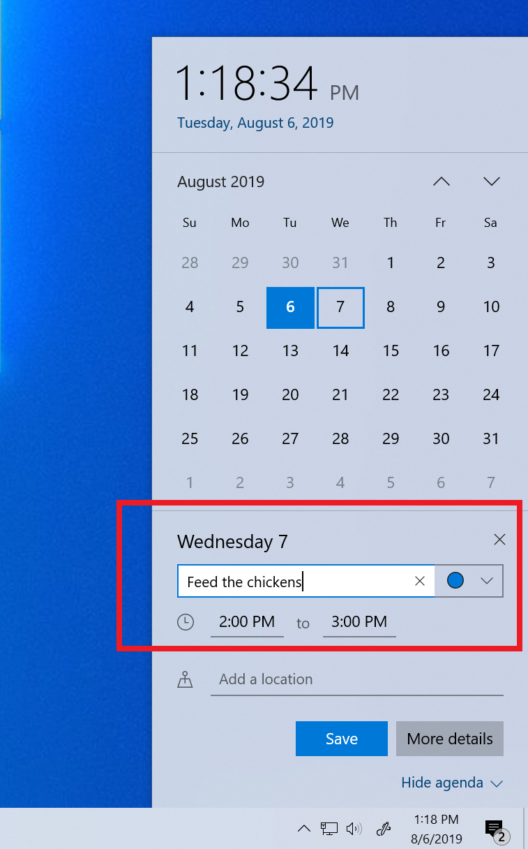 windows 10 1909 features