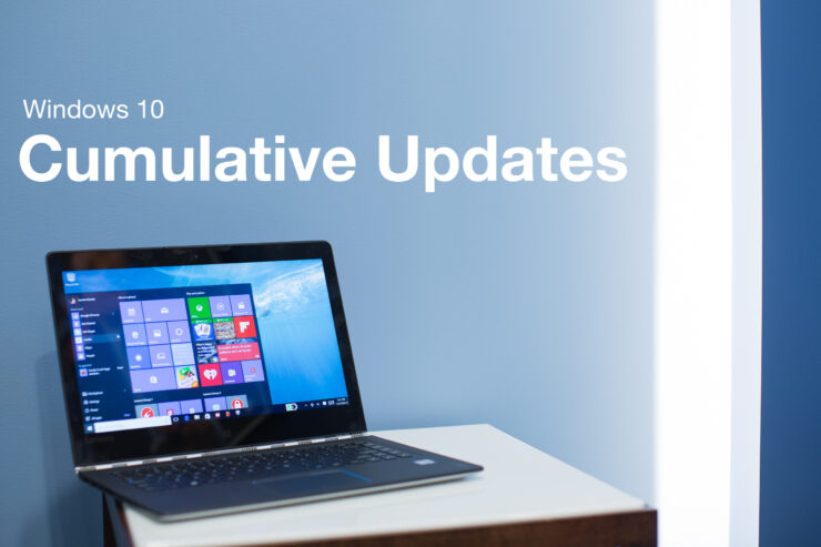 Windows Cumulative Update (KB4541335) v1903 windows-10-740x493.j