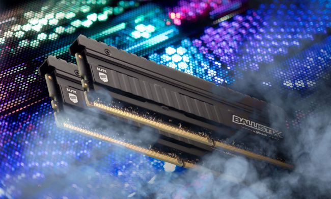 Micron DDR4