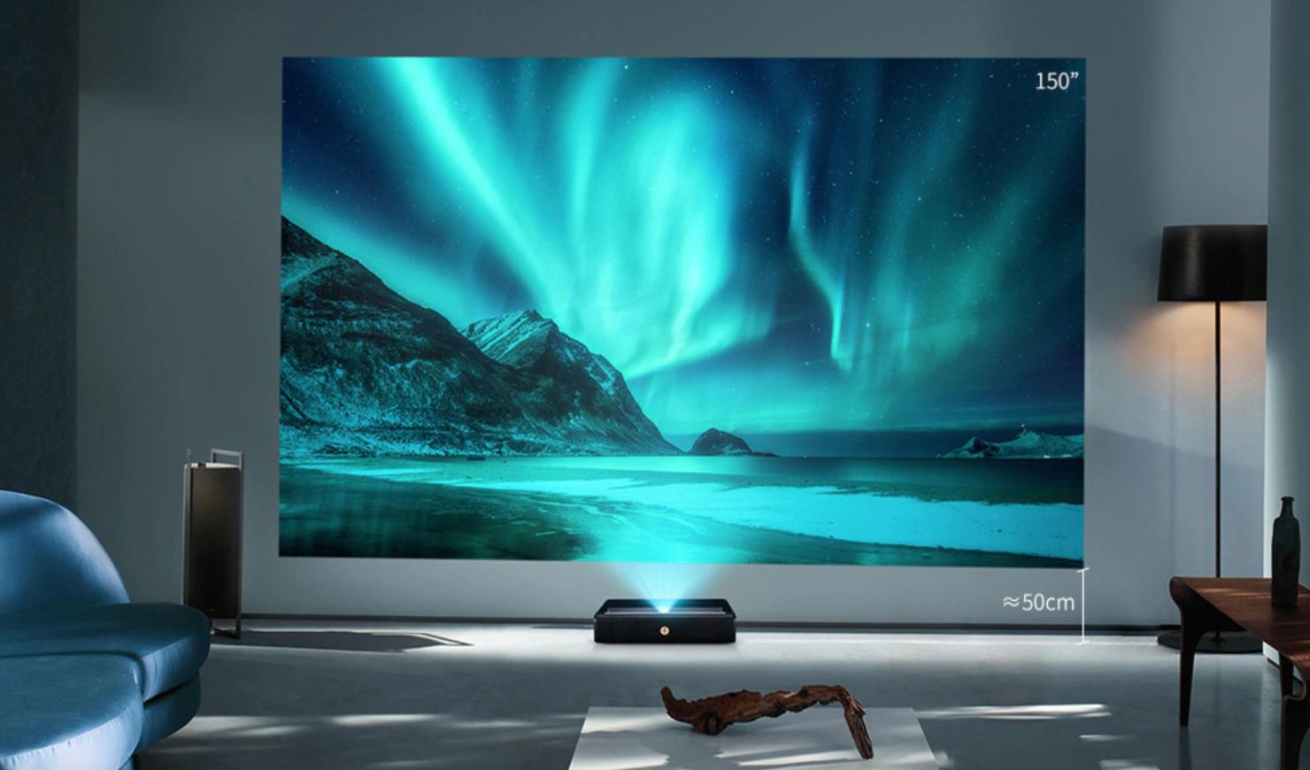 xiaomi 4k projector L1668FCF discount
