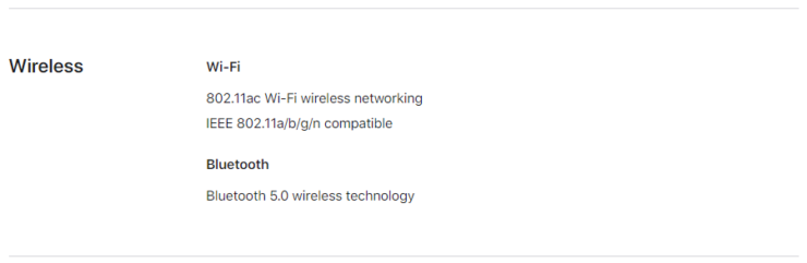 16-inch MacBook Pro Features Don't Include Wi-Fi 6 Support